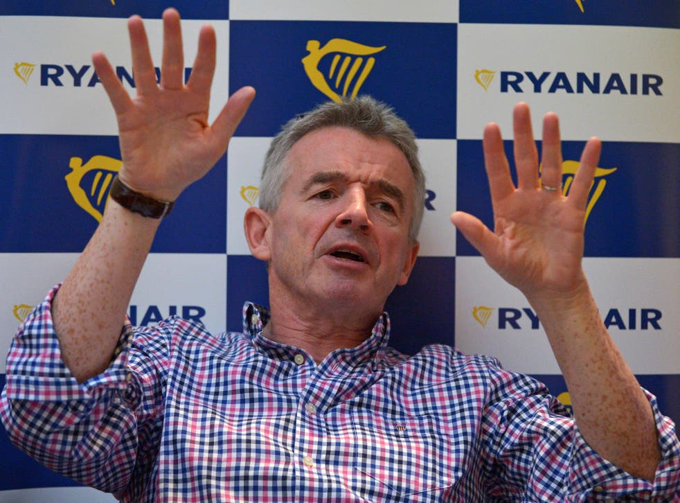 """""""If I'd known being nicer to customers was going to work so well, I'd have done it ages ago,"""" commented O'Leary"""