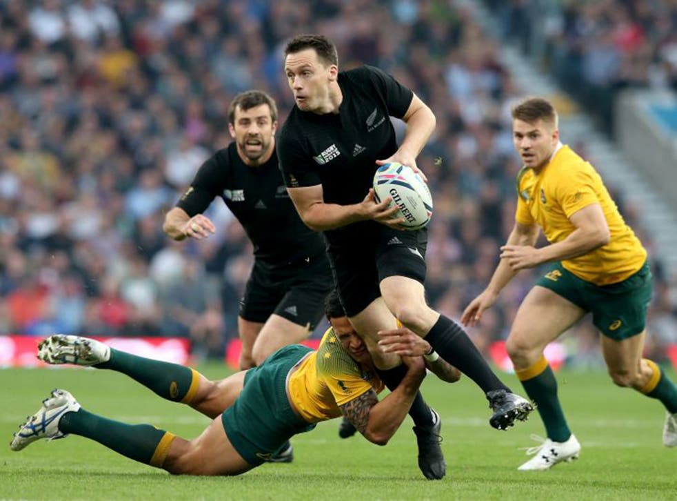 Ben Smith's creativity right to the end of the World Cup final kept the result beyond doubt