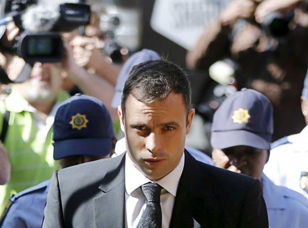 Pistorius was convicted of culpable homicide