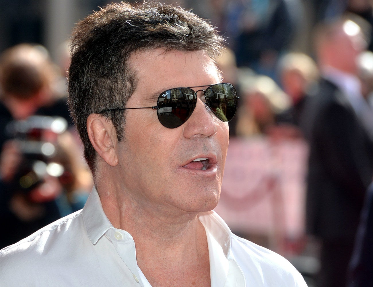 Simon Cowell 'rushed to hospital' - reports