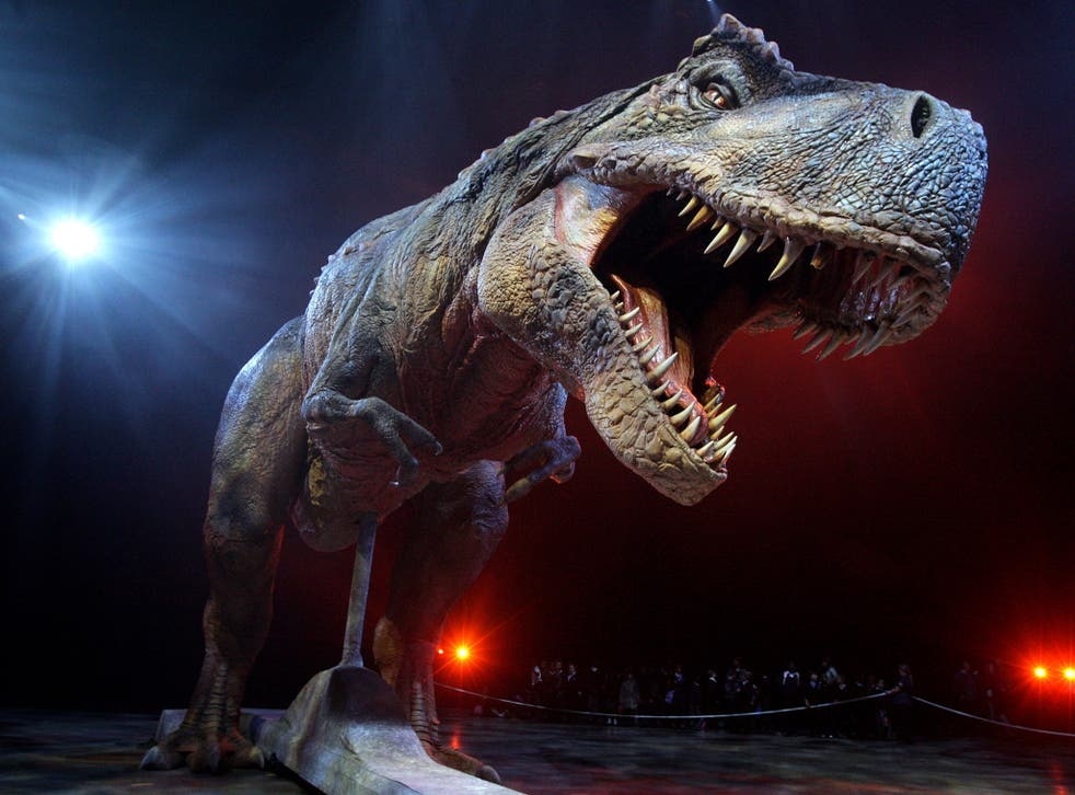 Depictions in popular culture have made the T. rex the most recognisable of dinosaurs