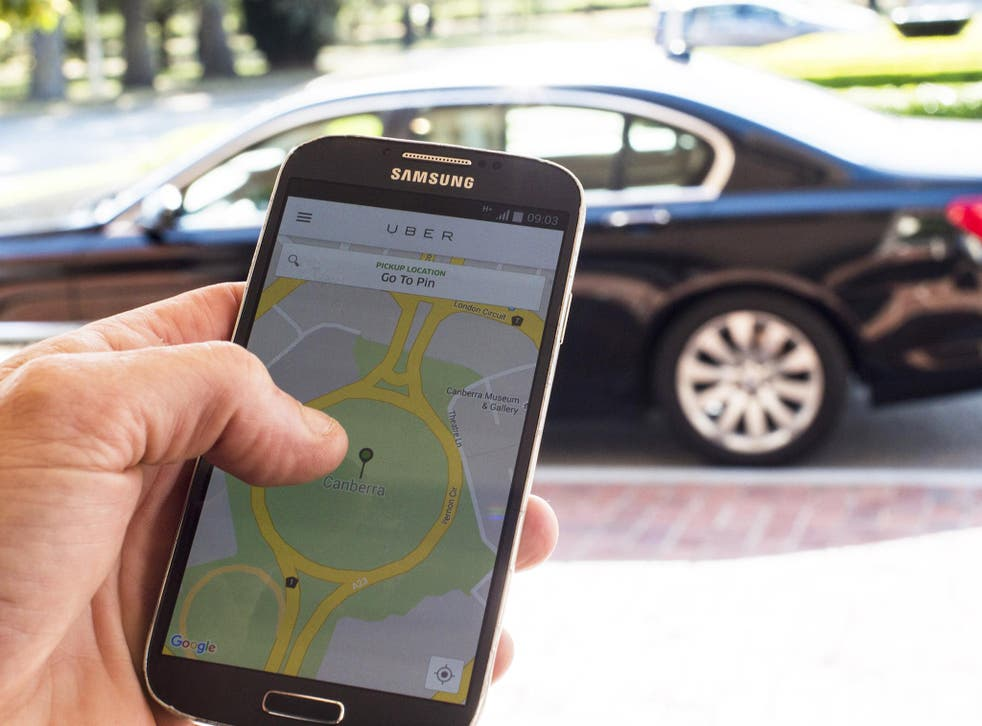 Uber's rapid growth has led to a multitude of teething problems. File photo