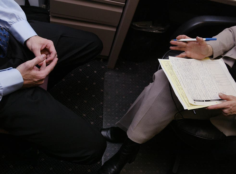 Hiring managers will apparently spend an average of six seconds on a preliminary look at a CV