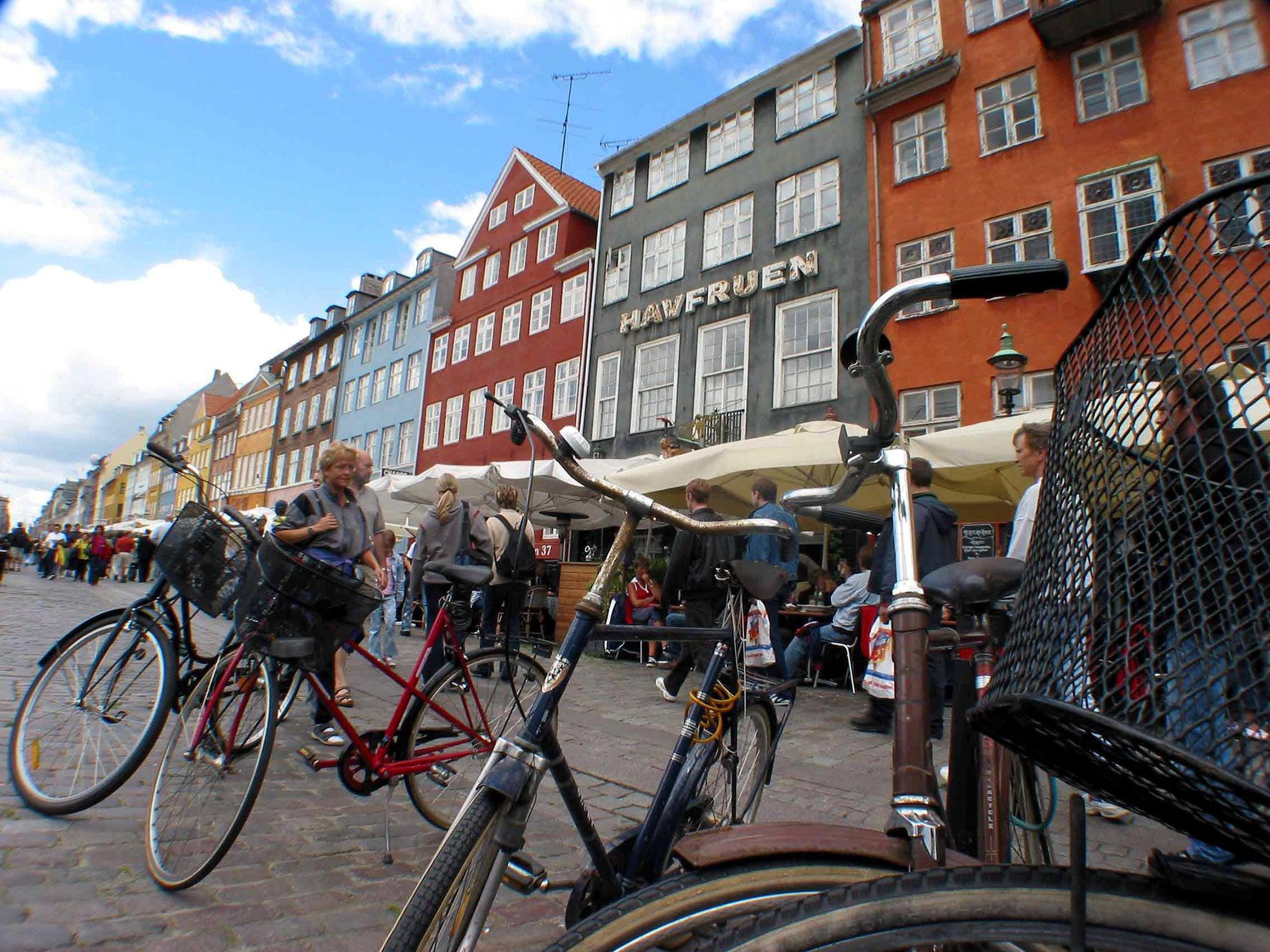 Copenhagen ranked as world's most liveable city