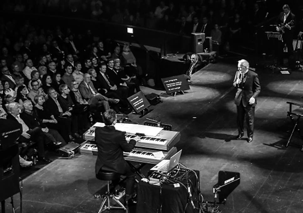 Charles Aznavour, Royal Albert Hall, review: He promises to