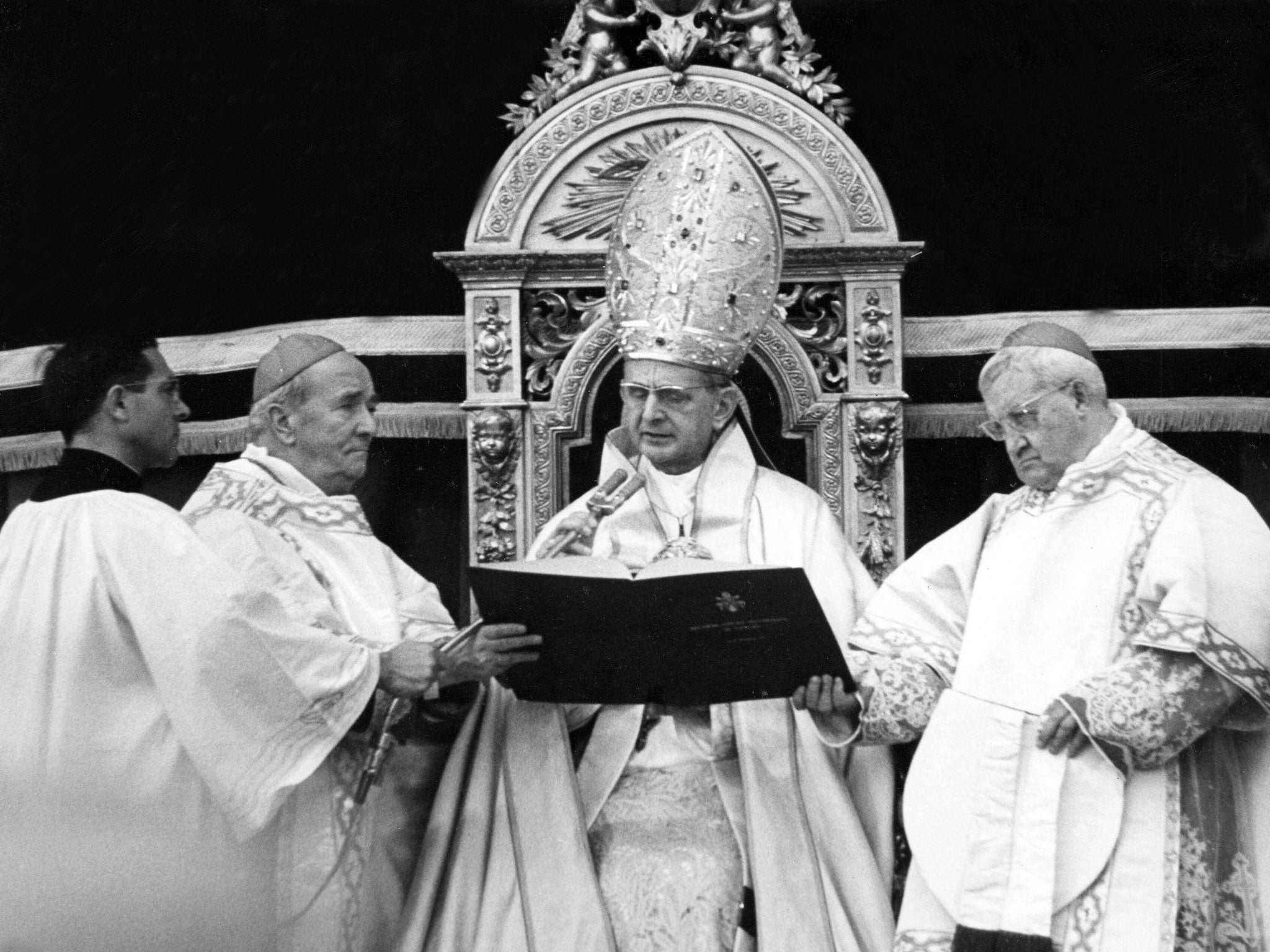 pope paul vi latest news breaking stories and comment the