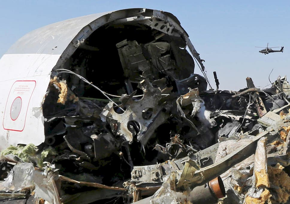 Russian plane crash: Egyptian airline mechanic allegedly