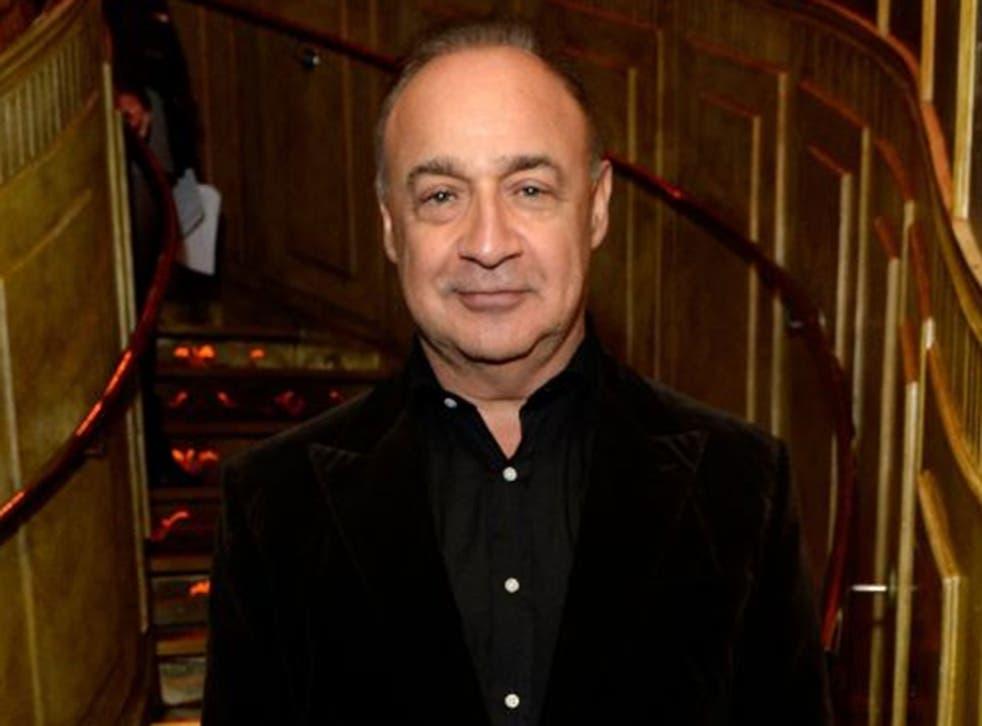 Britain's richest man, 'oligarch' Len Blavatnik
