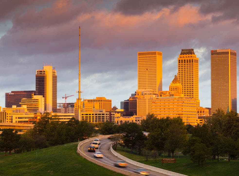 Oklahoma City has been dubbed 'a laboratory for healthy living'
