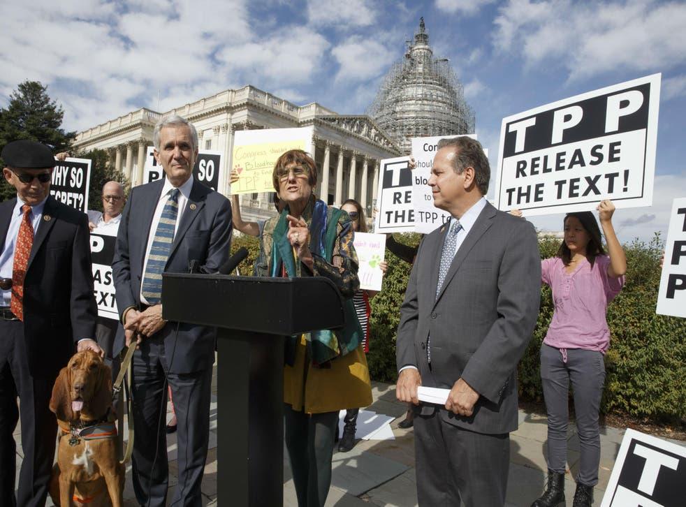 US politicians demand release of details of TTP