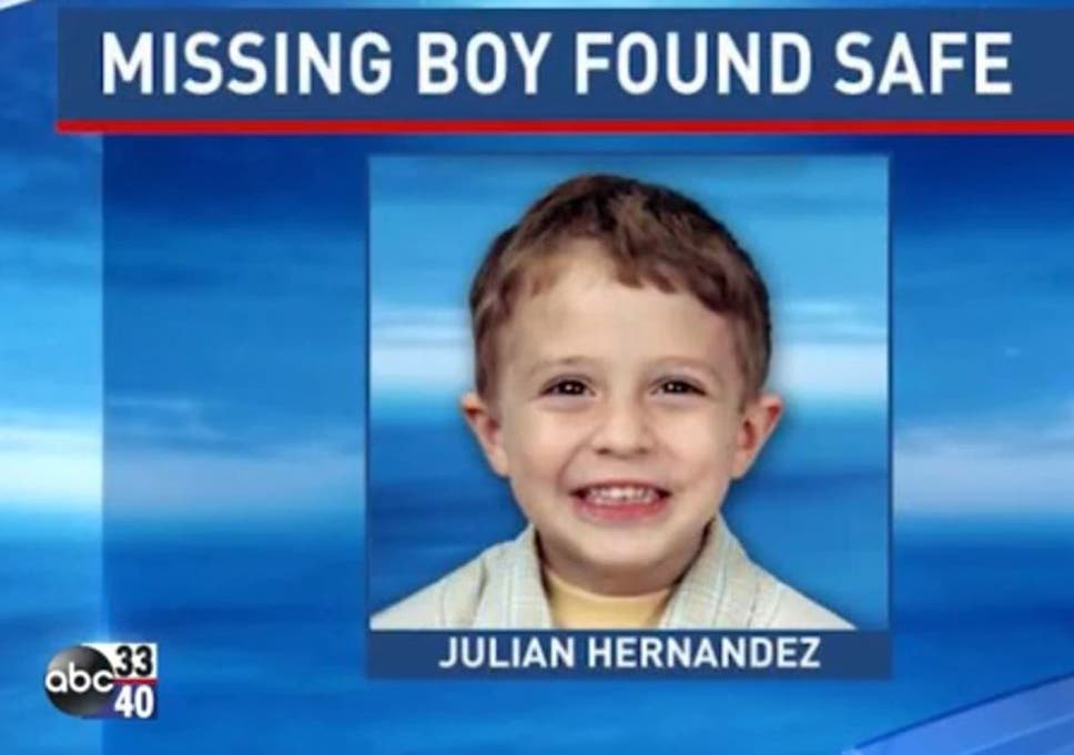 Julian Hernandez: The boy who didn't know he was abducted