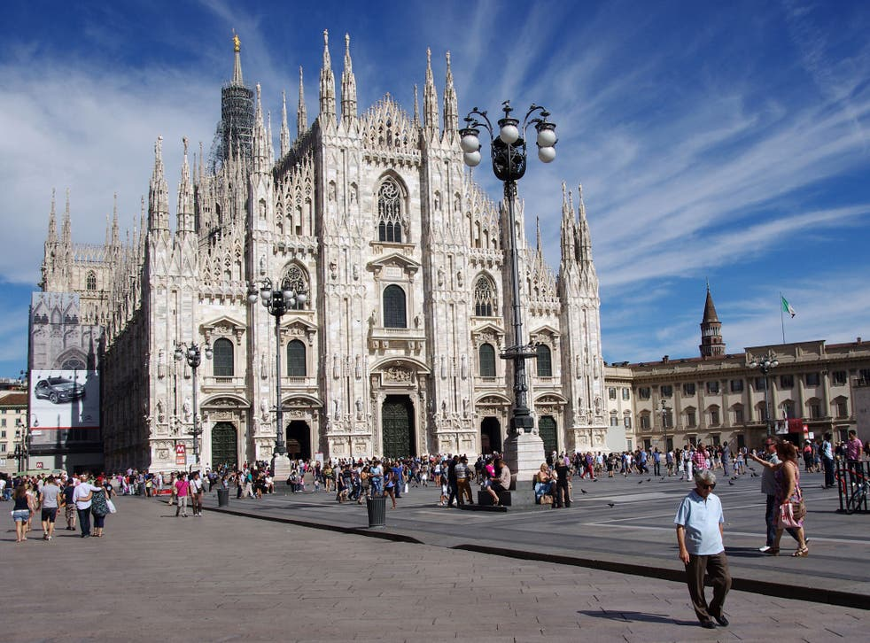 Pollution in Milan is at an all-time high