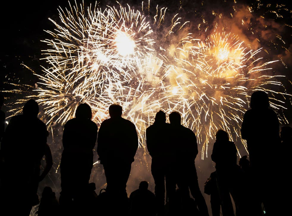 Selling fireworks to residents of refugee shelters in Arnsberg has been banned
