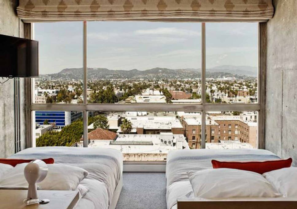 Los Angeles Hotels Hotels Measurements Inches