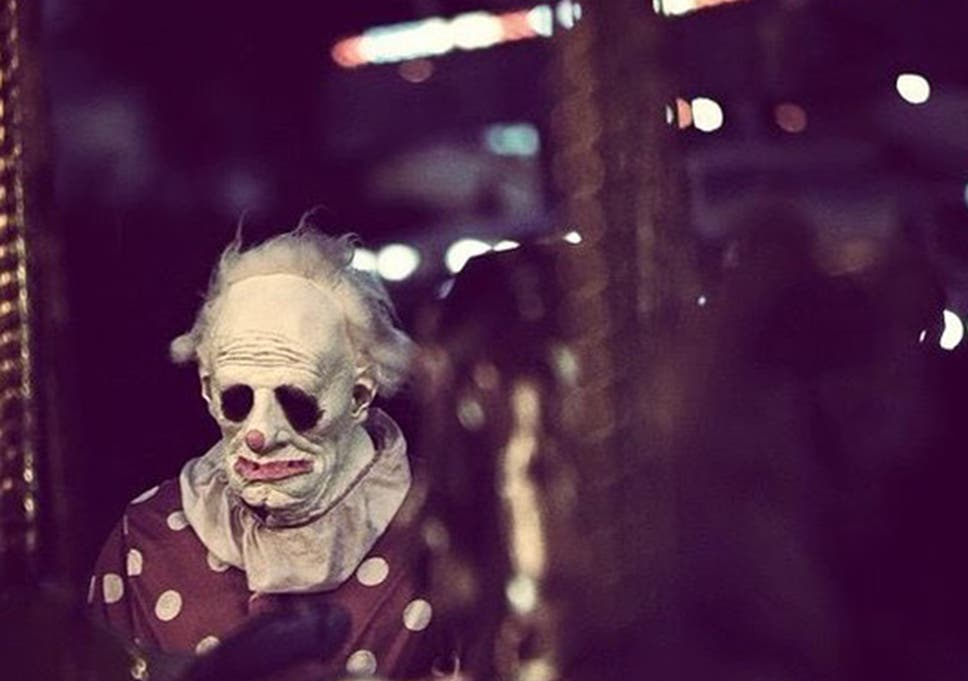 Wrinkles The Creepy Clown Paid To Terrify Children Into Behaving The Independent