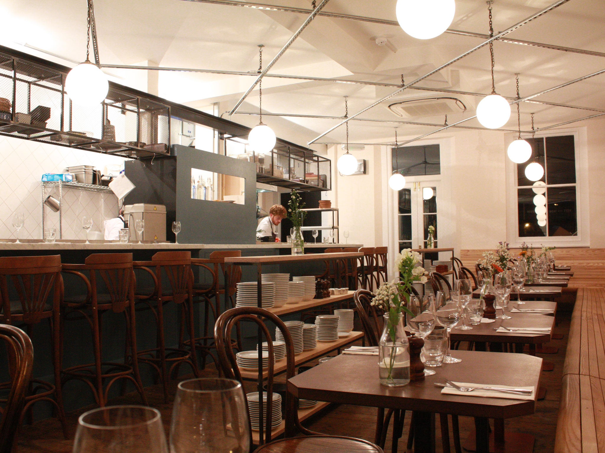 The Good Egg, restaurant review: Stoke Newington sets the standard ...