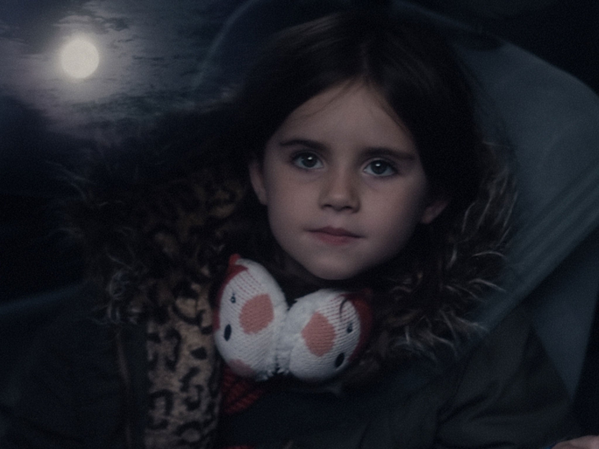 John Lewis Christmas Advert 2015: First pictures of the Man On The ...