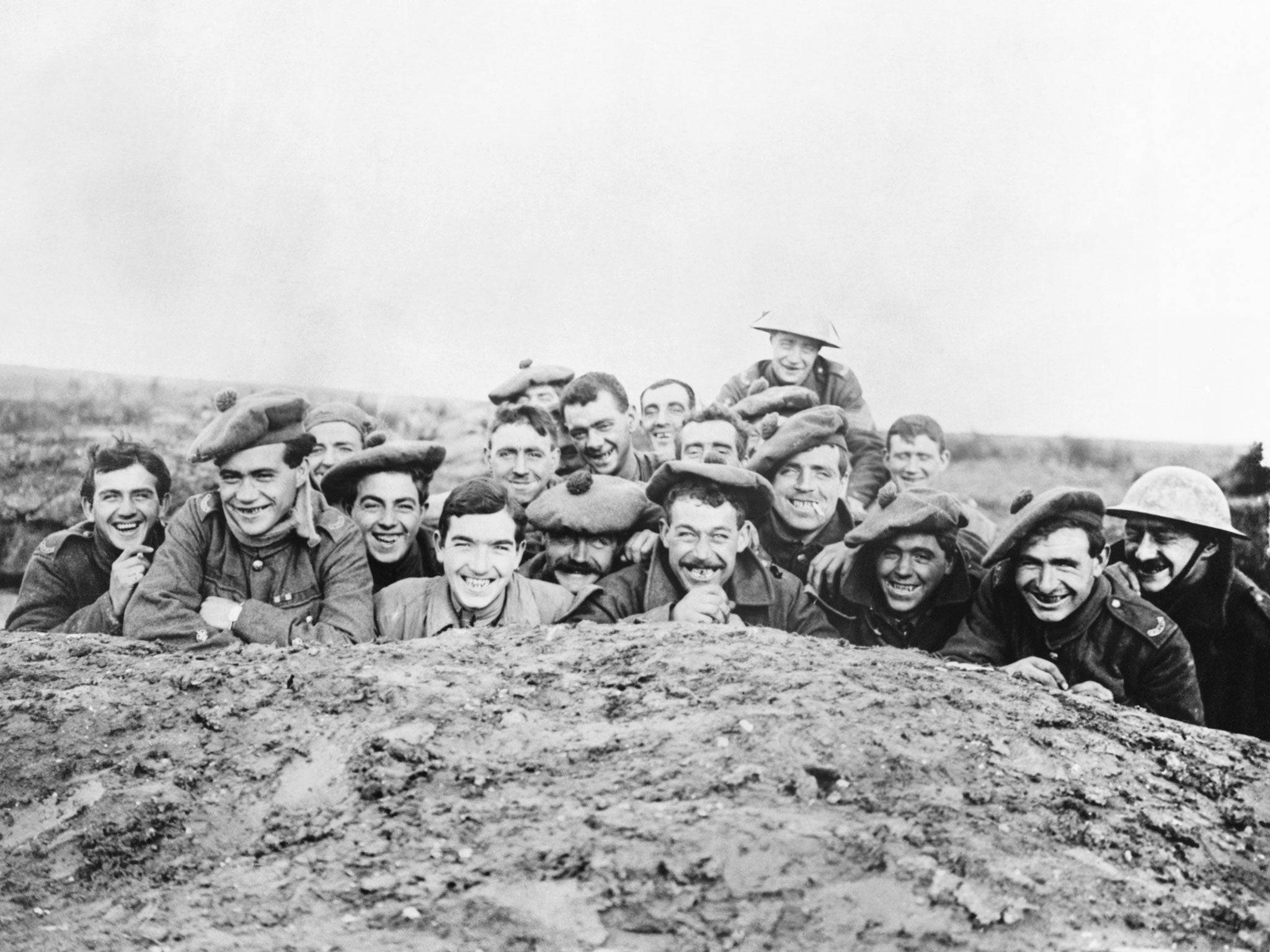 Battle of the Somme: The moment that saved the life of 19-year-old ...