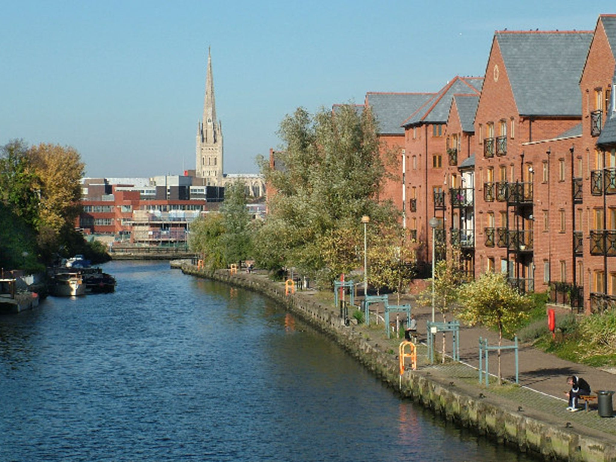 Norwich Is The Best Student City In The Uk 5 Reasons Why The Independent The Independent