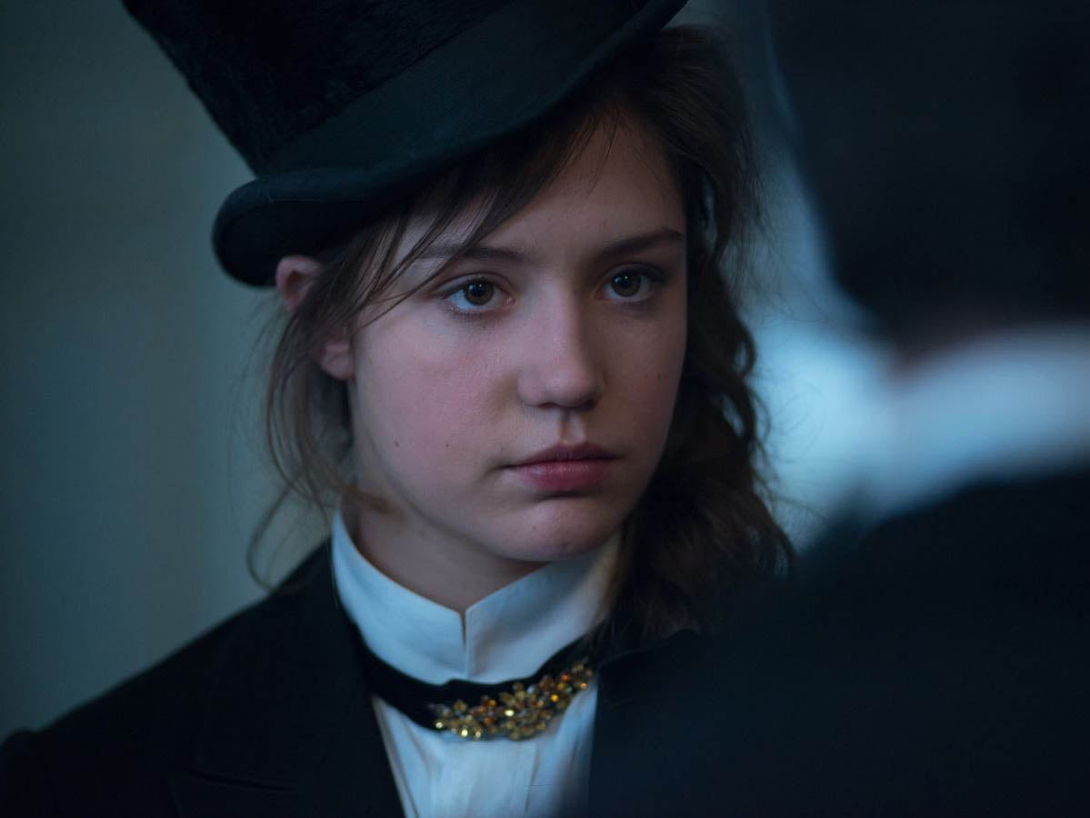 Image: Adèle Exarchopoulos on new film The Anarchist:' I always need a ...