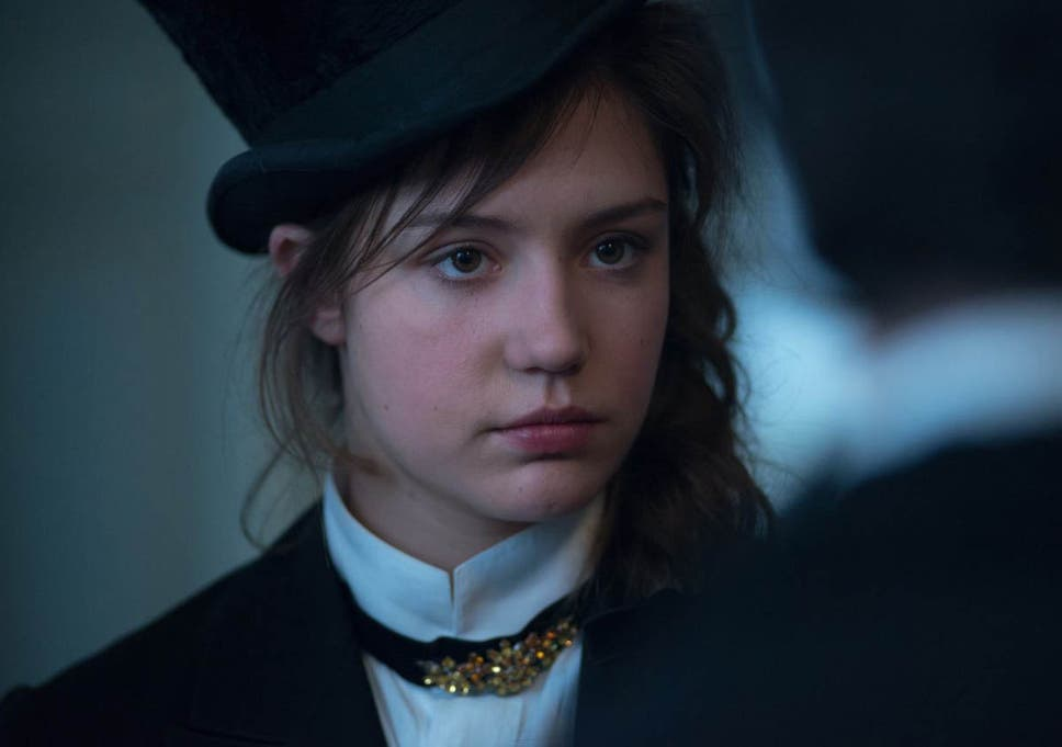Adèle Exarchopoulos on new film The Anarchist   I always need a kind ... be3925187edf