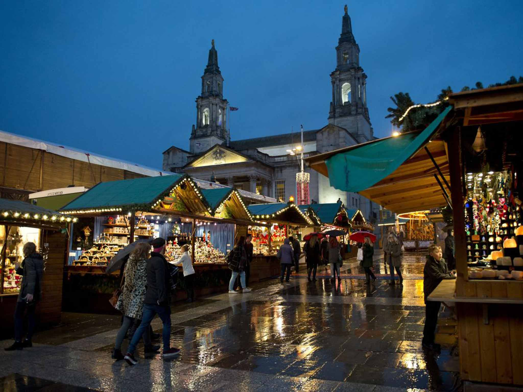 The Best Christmas Markets In The Uk The Independent