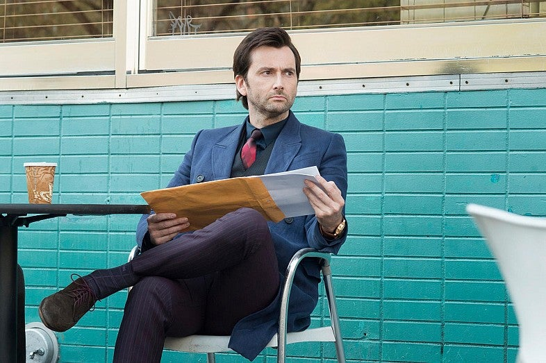 David Tennant On Marvel S Jessica Jones Feeling Sympathy