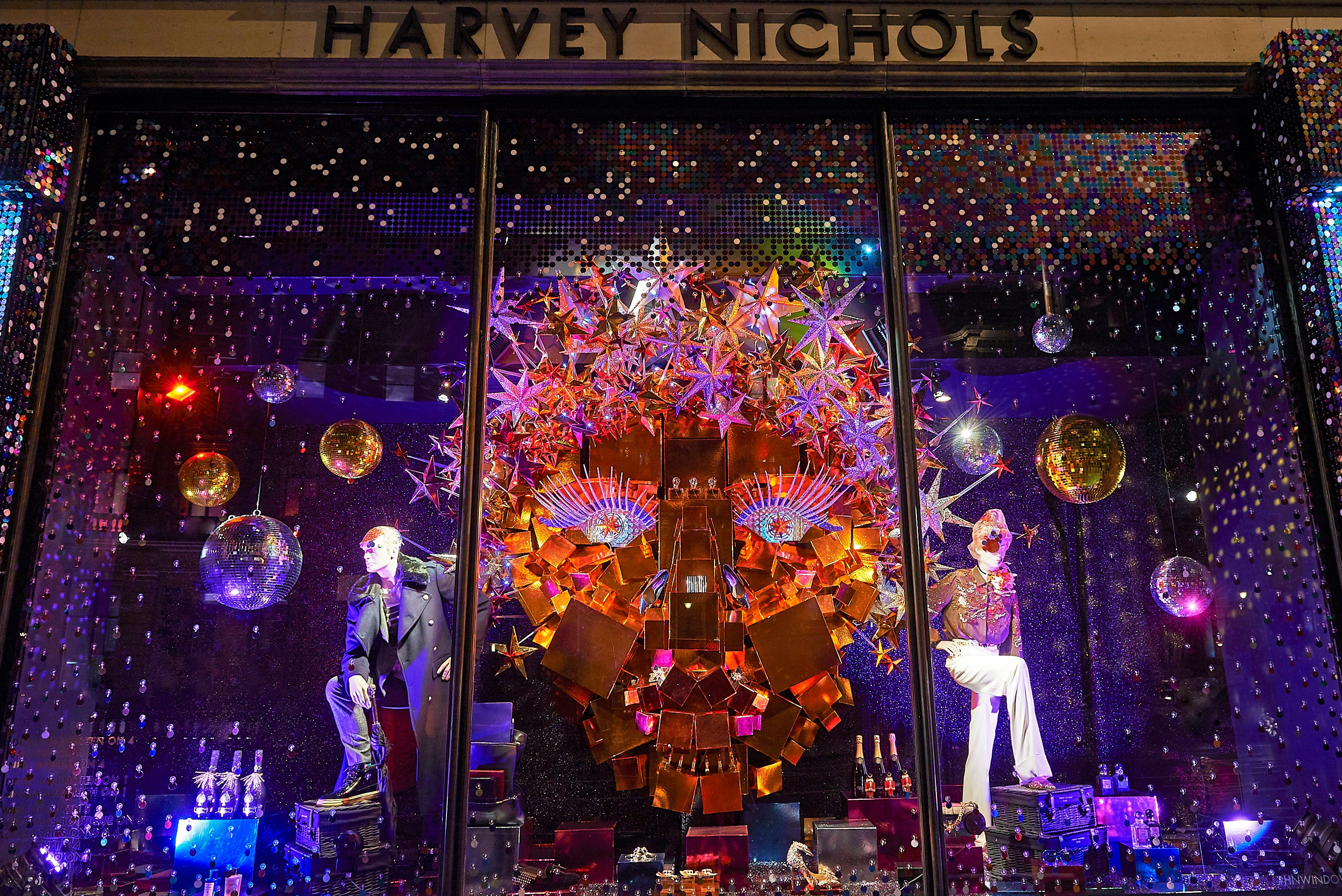 Photography Lafayette In Harrods And Harvey Nichols Unveil Their Christmas 2015