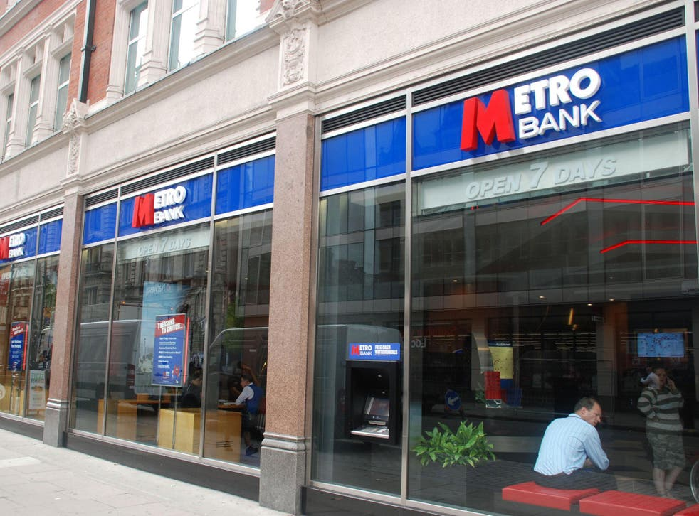 Metro Bank has removed any specific maximum age requirement, preferring to take a case-by-case approach
