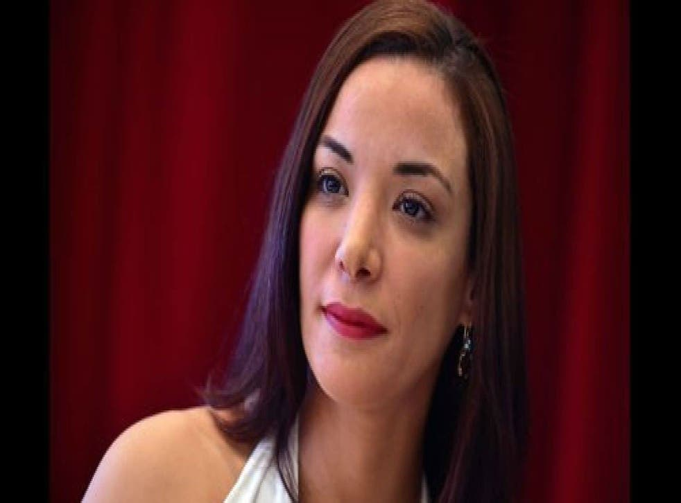 Loubna Abidar says authorities refused to help her