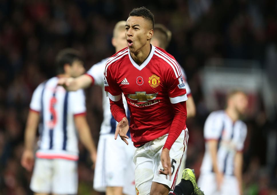 meet 29edf 7c3b4 Jesse Lingard: Manchester United winger called up to England ...