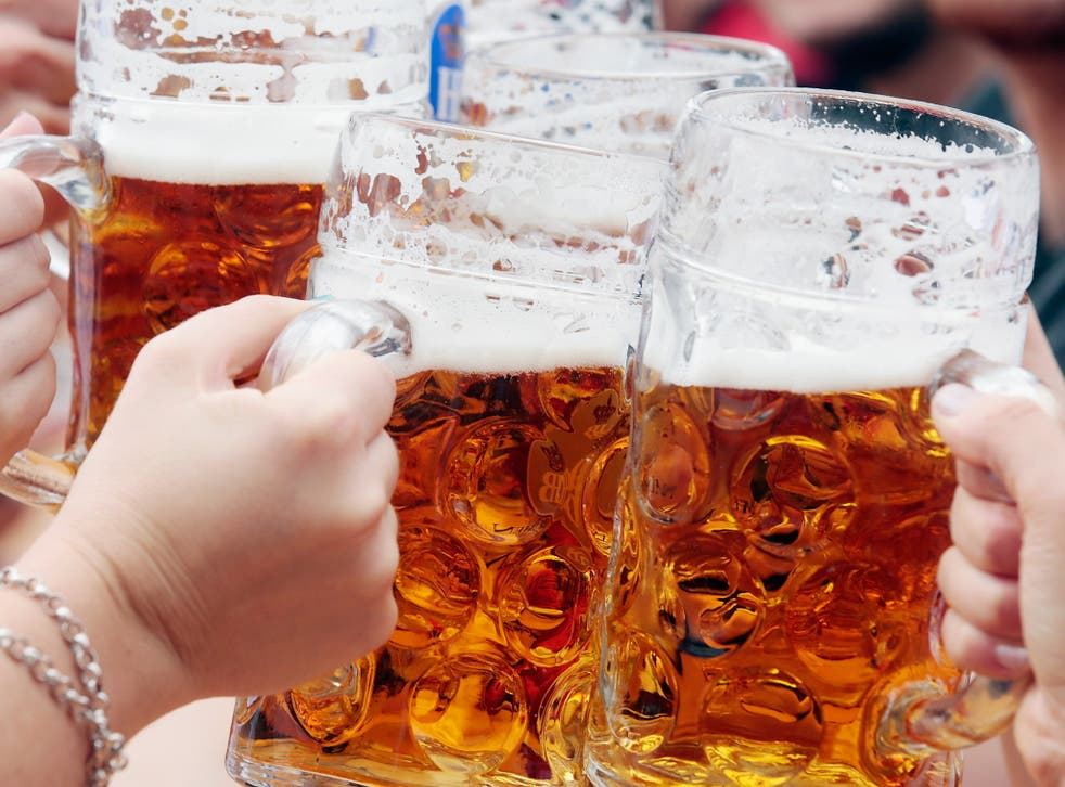 In most countries people consumed less alcohol in 2013 than in 2000