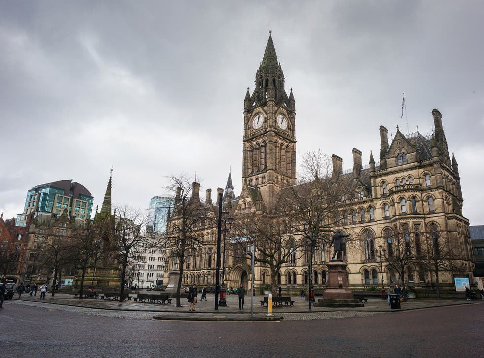Manchester is one of the cities that could receive increased devolved powers should Chancellor George Osborne have his way