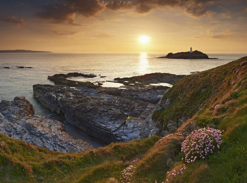 Godrevy Lighthouse inspired Virginia Woolf's famous novel