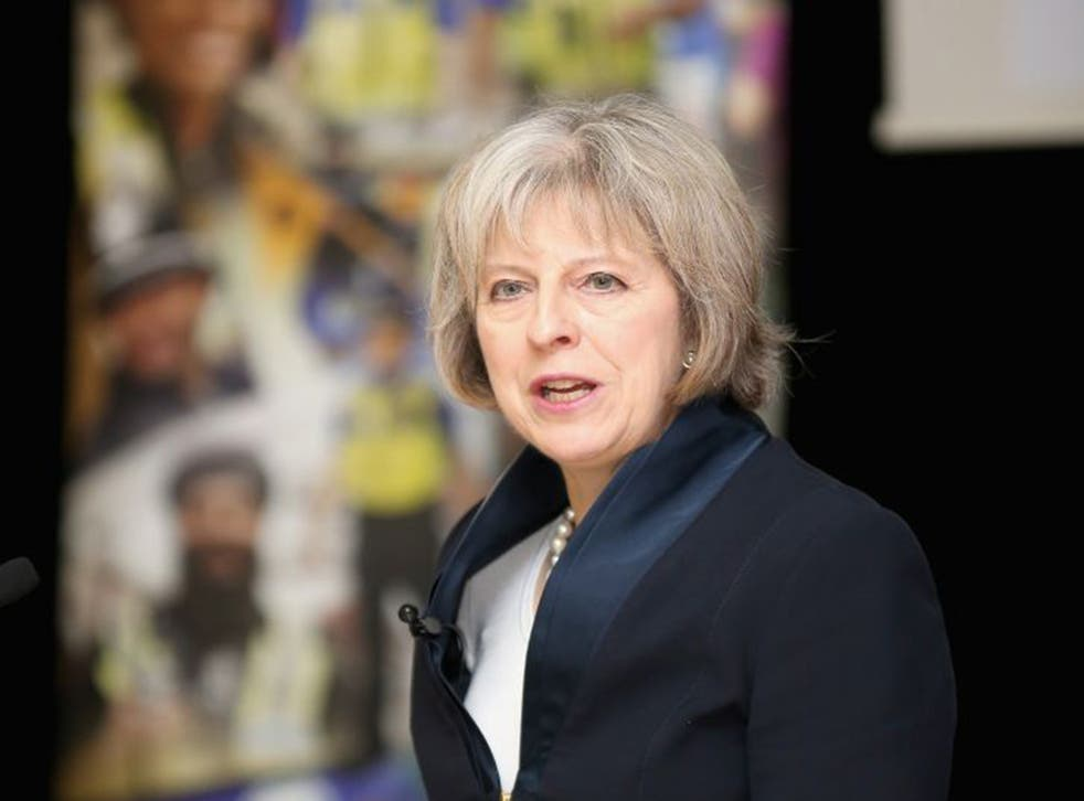 Ms May has said that the UK's law does not ban encryption, though those claims have been attacked by some experts