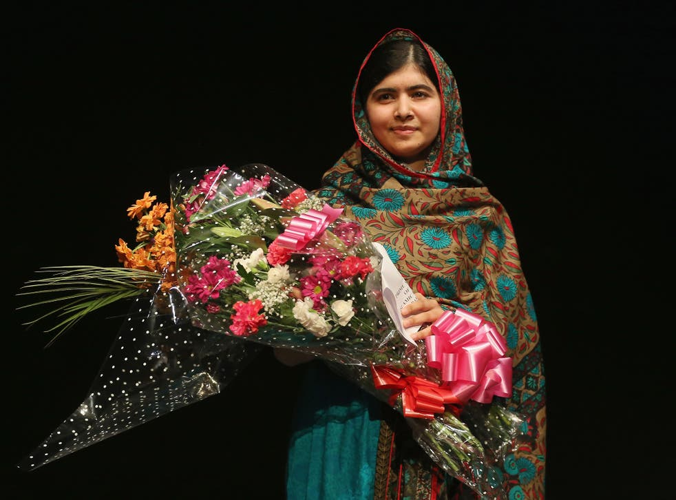 The Malala initiative has been launched alongside the documentary film He Named Me Malala
