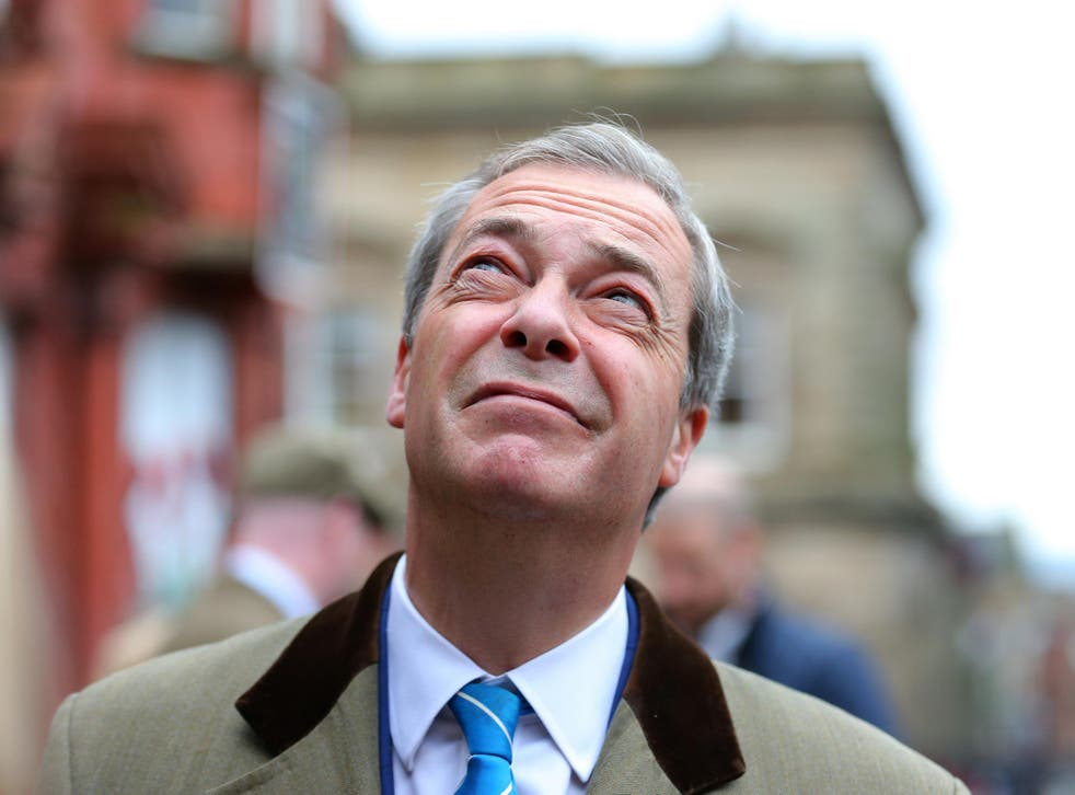 One party insider blamed Nigel Farage's U-Turn for alienating members.