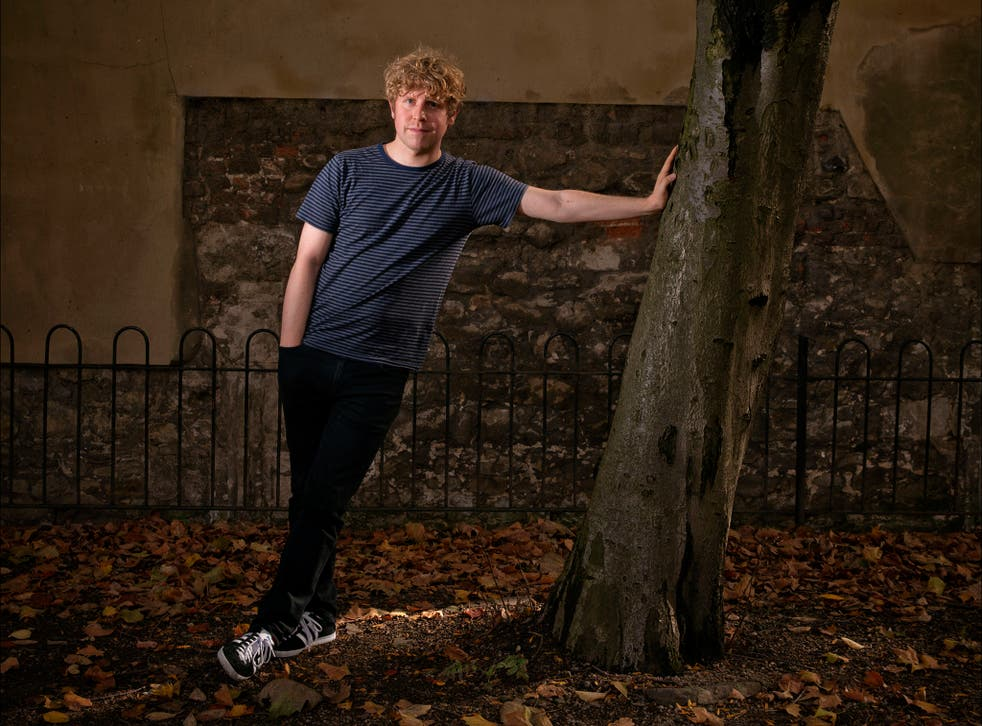 Josh Widdicombe has gone from Dartmoor to being one of the UK's most popular stand-ups