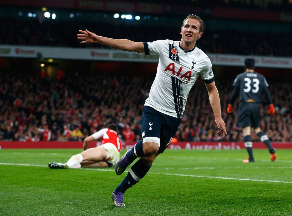 Harry Kane has admitted that Tottenham are determined to finish above Arsenal for the first time in 21 years