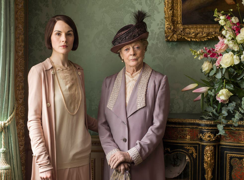 Exit stage left: Lady Mary