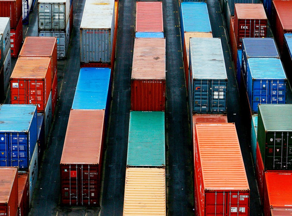 Exports were down last year despite ministers' attempts to boost them