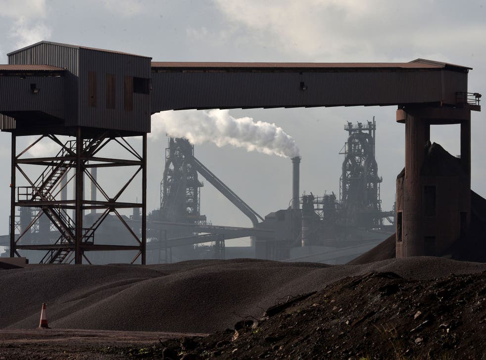 """The Community union said the Government was not doing enough to address a """"steel crisis"""""""