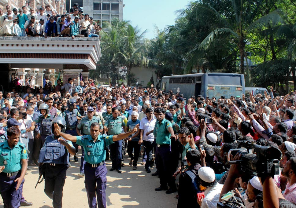 Bangladesh: Six sentenced to death for brutal torture and killing of