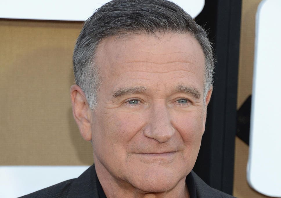 robin williams death date