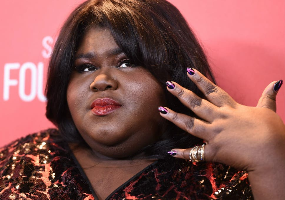 Gabourey Sidibe responds to fat-shamers who mocked her for filming sex  scene on hip-hop drama Empire
