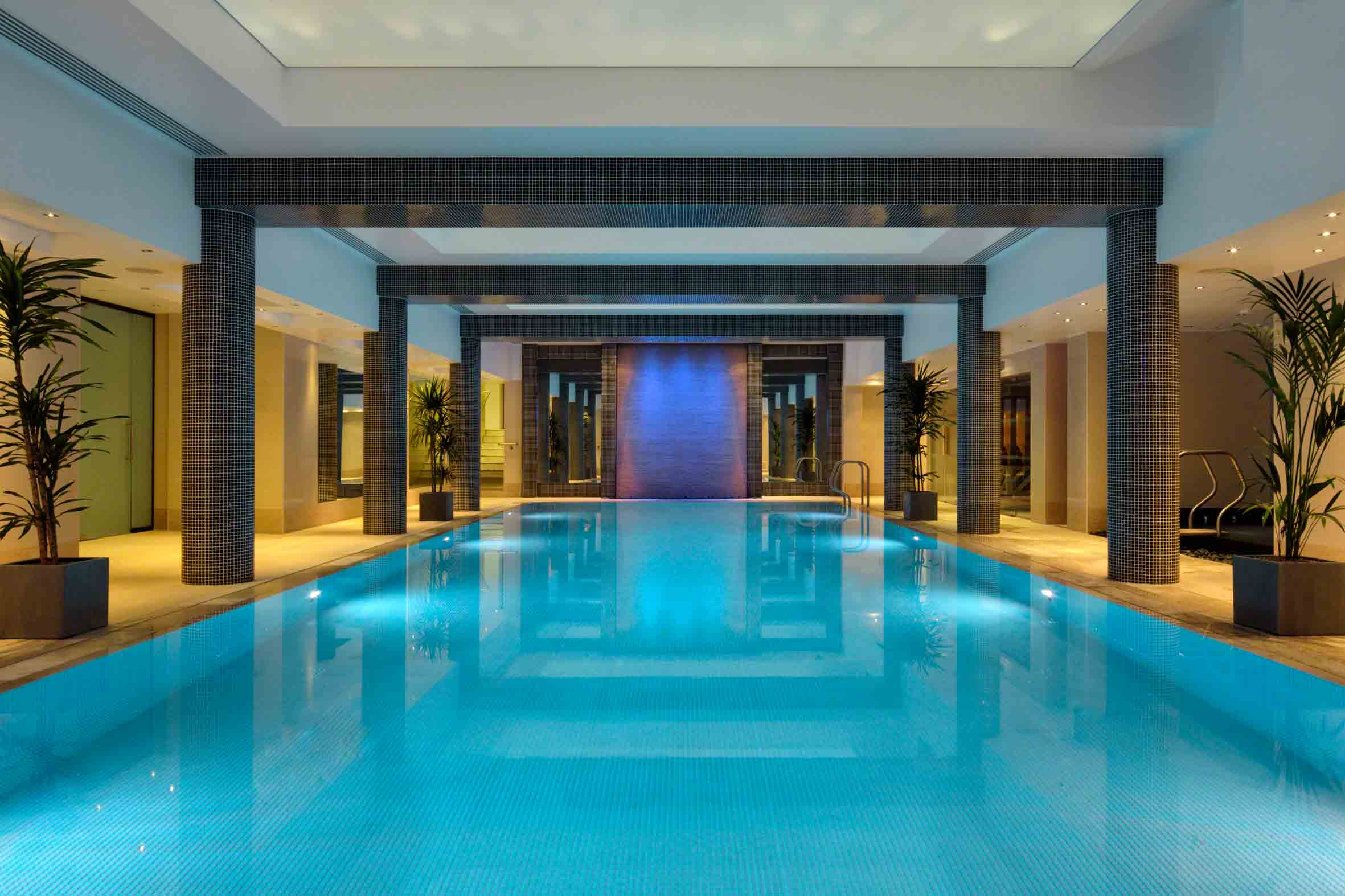 Win a stay for two at the five star grange st paul s for Pool room design uk