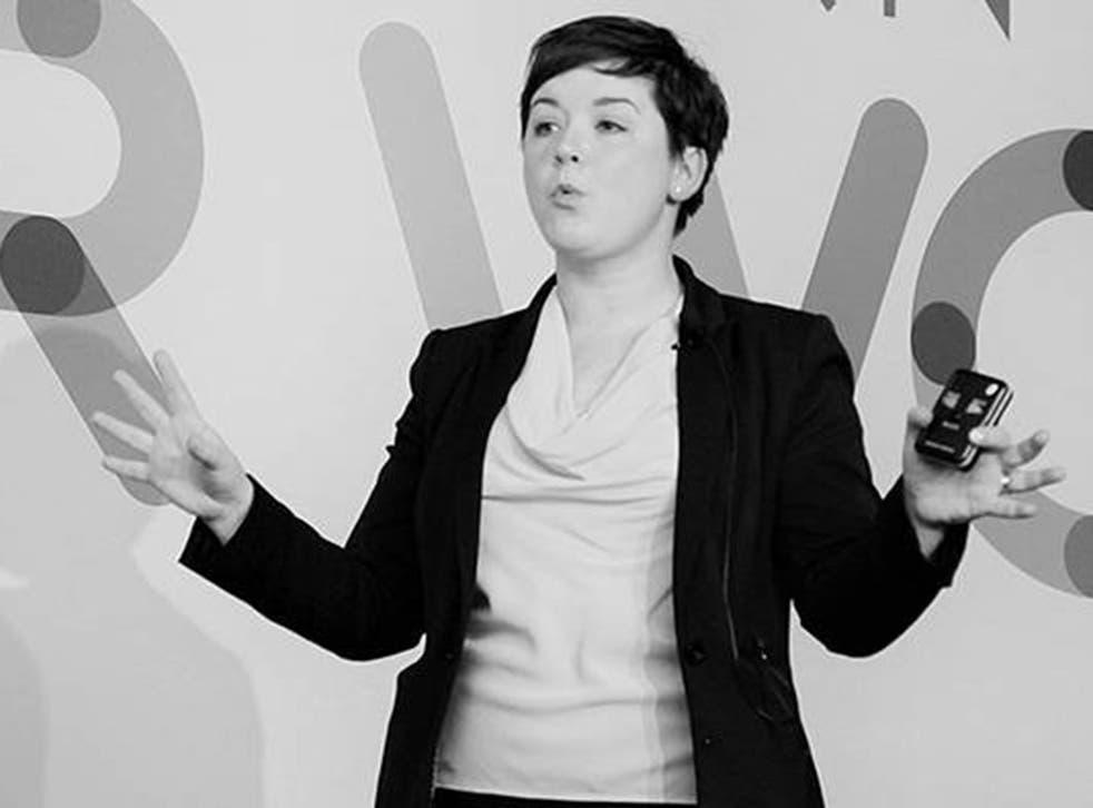 Natalie Reynolds, founder of advantageSPRING