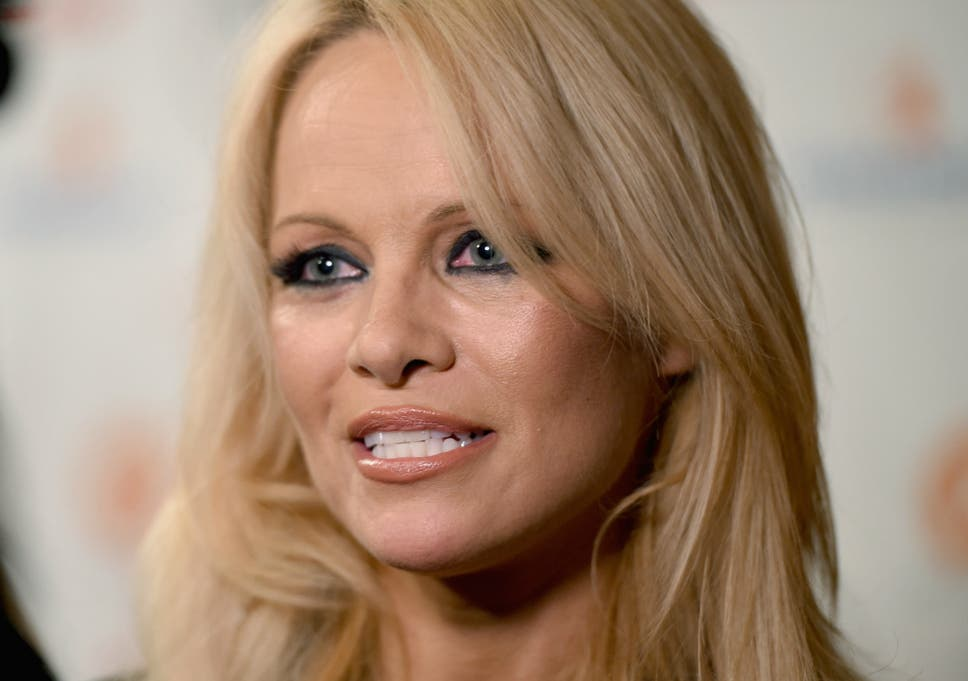 Pamela Anderson Reveals She Is Free Of Hepatitis C After Being