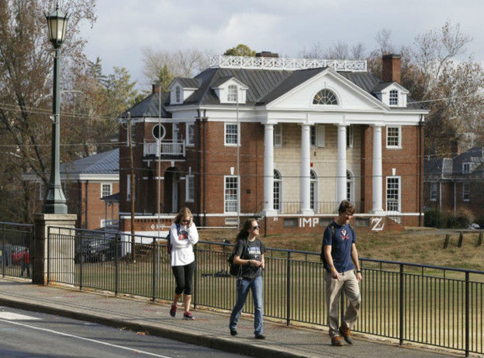 University of Virginia was rocked by the allegations