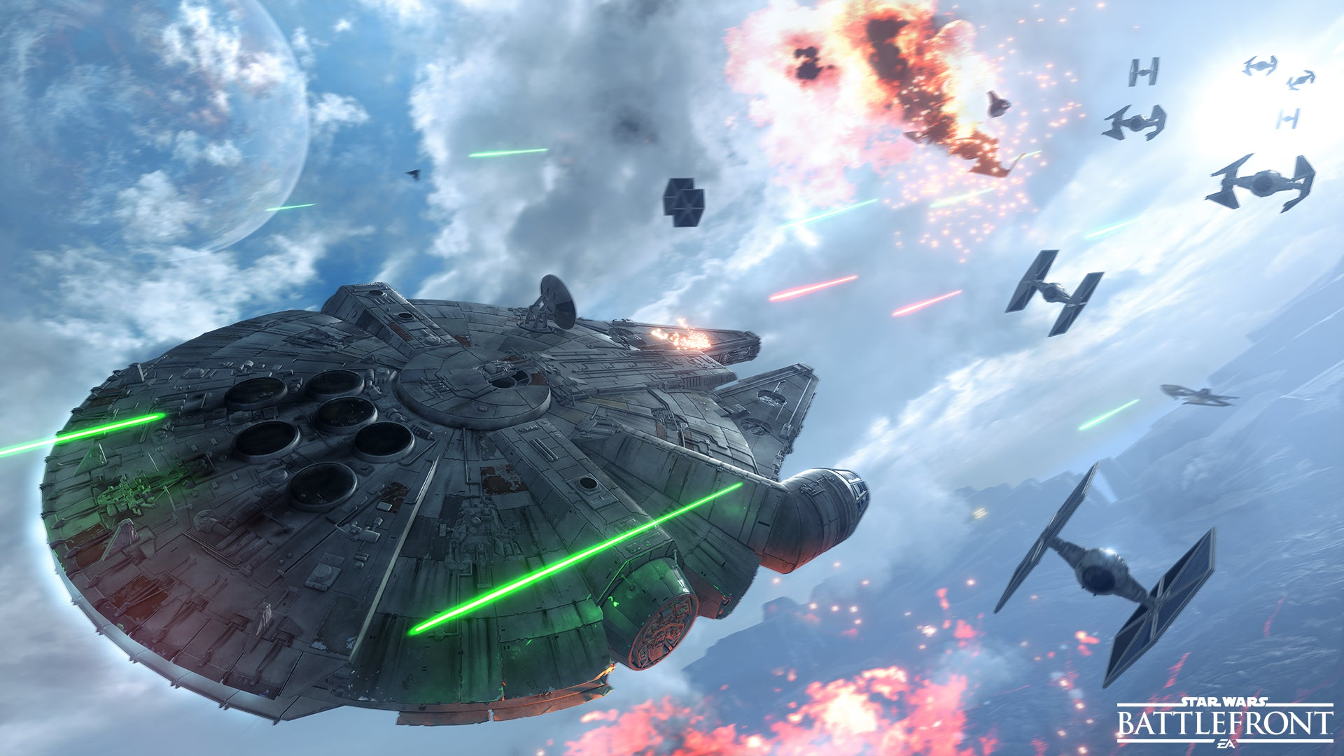 Star Wars Battlefront Ea Releases Awesome Live Action Trailer